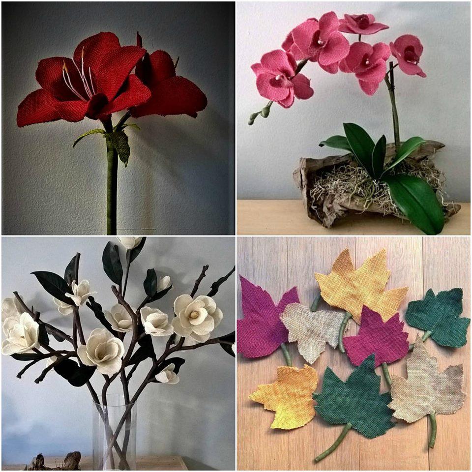 Λουλούδια Λινάτσας